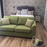 Panshill Luxury Lodge Oxfordshire interior