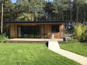 Panshill Luxury Lodges Oxfordshire