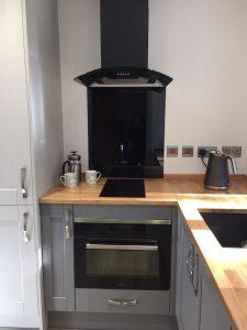 Panshill Luxury Oxfordshire Lodge Kitchen