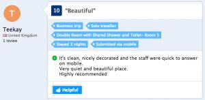 Panshill Luxury accommodation reviews Oxfordshire accommodation 3